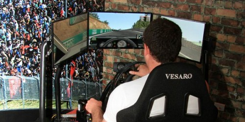 Dreamworld Opens V8 Supercar Experience