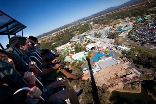Queensland Government to undertake 'safety blitz' on theme parks