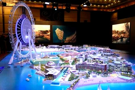 Dubai states ambition to become world's most visited city