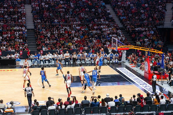 Dubai's Coca-Cola Arena stages first ever sporting event