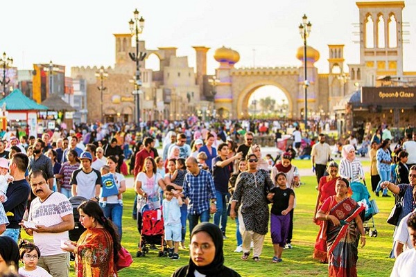 Dubai Global Village recognised among the top four most visited entertainment destinations in the world