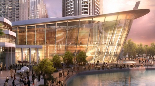 Tickets for Dubai Opera opening night sell out in three hours