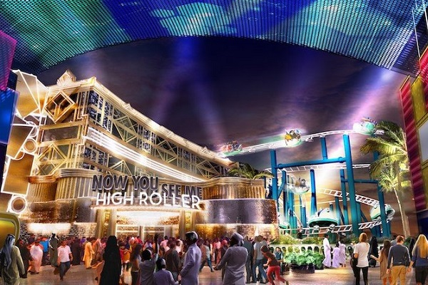 Dubai Parks and Resorts announces new rides and opening of Legoland Hotel