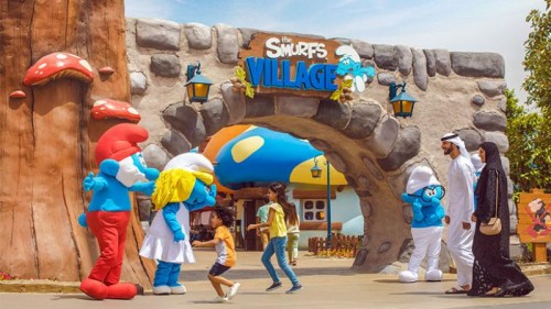 Dubai Parks and Resorts reporting soaring visitor numbers in first half of 2018