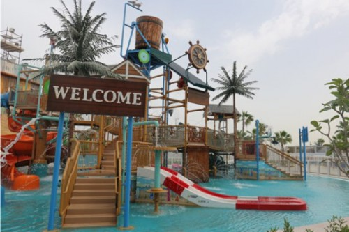 New waterpark set to open on Dubai beachfront