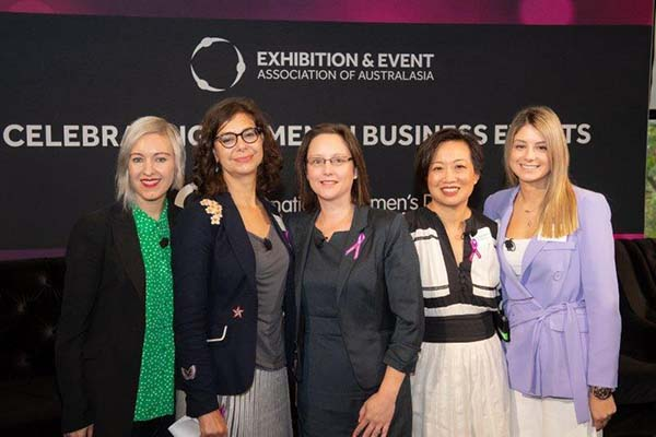 Workplace equality promoted at EEAA 2020 International Women's Day Breakfast