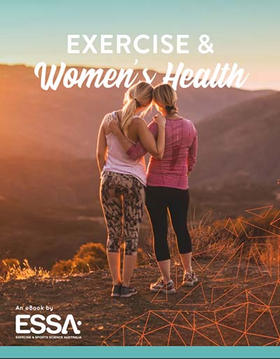 ESSA releases free eBook outlining the benefits of exercise for women's health and wellness