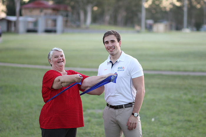 ESSA's Exercise Right secures Active Ageing program funding