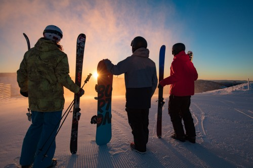 First Black Run opens in Australia at Mt Hotham