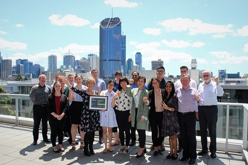 EarthCheck secures Brisbane Lord Mayor's Business Award