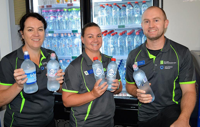 Healthier food and drink options introduced at East Gippsland Council sport and recreation facilities