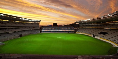 Eden Park in the running for four EVANZ awards