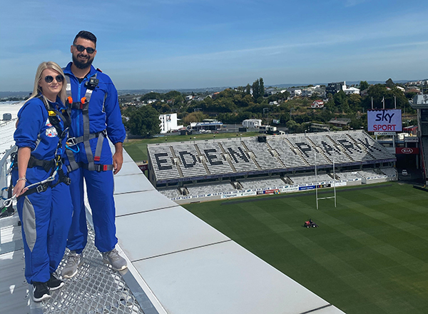Eden Park to launch Sky Sport Rooftop Tour and Zipline