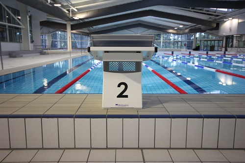 Ceramic Solutions shares details of Eltham Leisure Centre installations