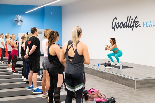 Goodlife ambassador Emily Skye introduces new Ignite exercise program