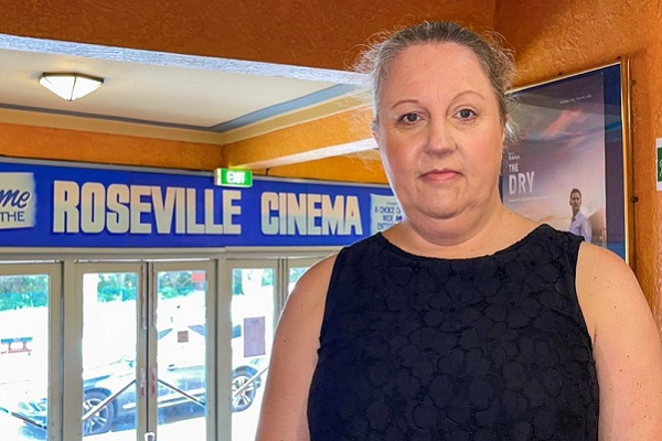 Cinema owner to run against Federal Arts Minister at next election