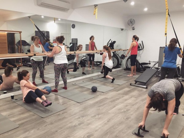 Pilates Studio transforms business with nutrition and diet