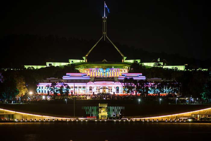 Canberra to welcome return of Enlighten 2016