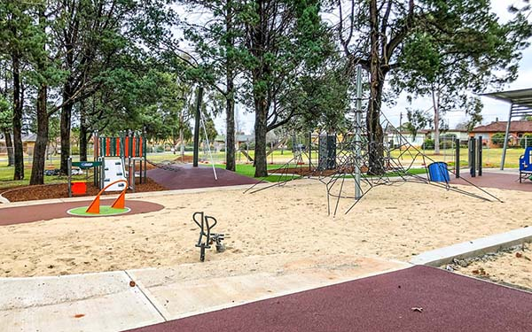 Griffith City Council set to open new inclusive playground
