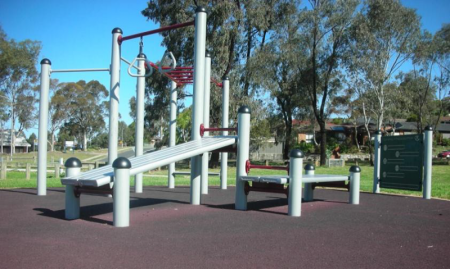 Campbelltown recreation planner questions the value of outdoor gyms