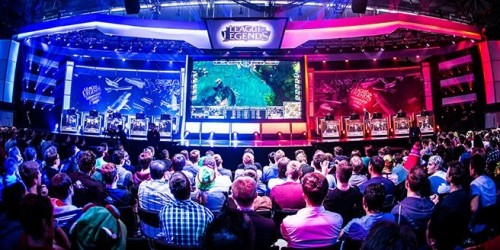 New QeSports joint venture looks to exploit fast-growing eSports market