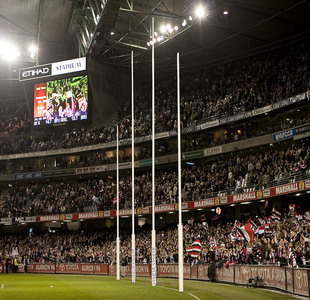 AFL plans early purchase and upgrade of Etihad Stadium