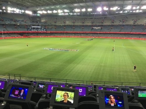 AFL breaks home-and-away season attendance record