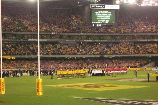 Rugby Australia Takes 2020 Bledisloe Cup Test To Melbourne S Marvel Stadium Australasian Leisure Management