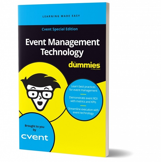 Cvent shares guidance on planning and managing events