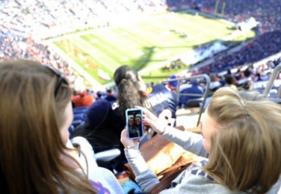 How high density Wi-Fi is making sports fans winners