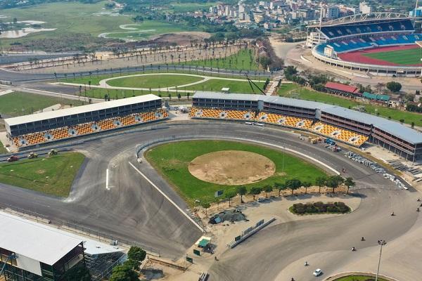 Vietnamese Grand Prix dropped as F1 announces longest ever race calendar for 2021