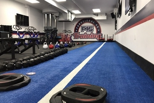 F45 launches new model for youth and over sixties