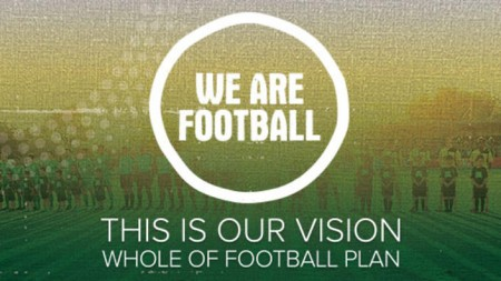FFA sets out 20 year plan for development of football