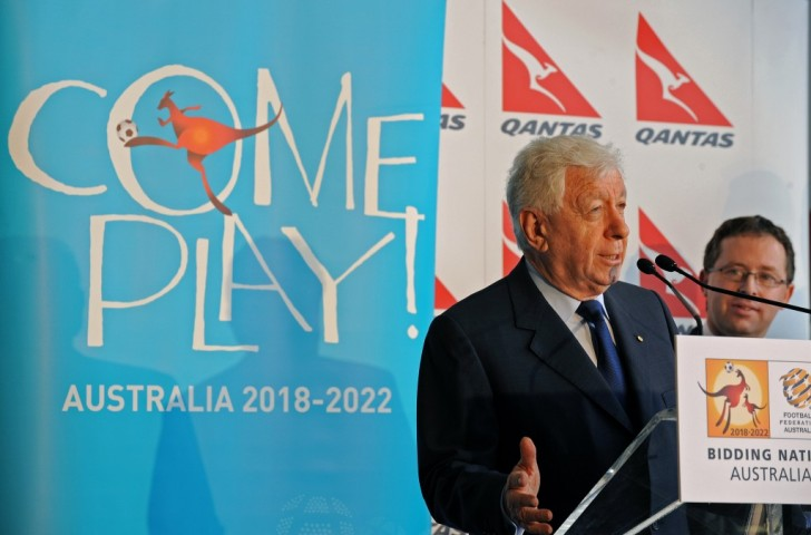 Football Federation Australia to cease bids for FIFA events until 'overhaul'