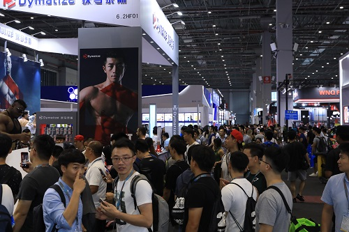 20% rise in visitor numbers at FIBO CHINA 2018