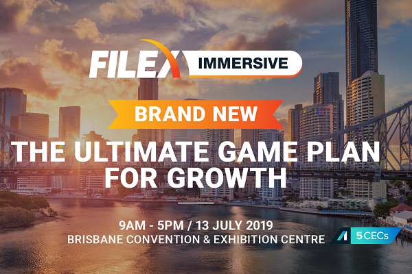 Industry experts to present at FILEX Immersive event in Brisbane