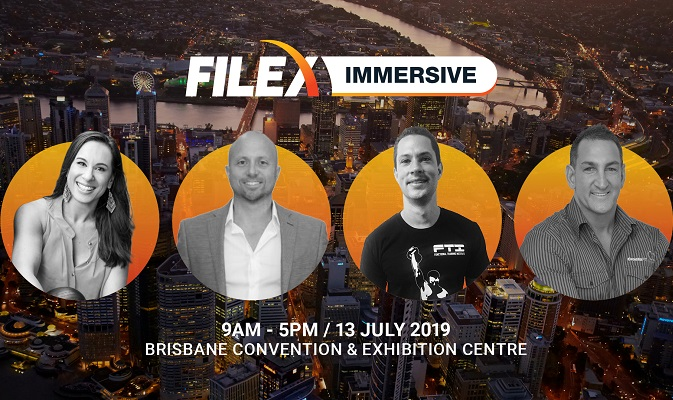 FILEX to stage first Immersive event in Brisbane