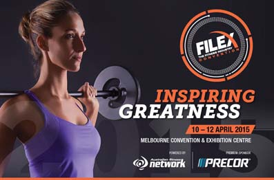 Australian Fitness Network unveils FILEX 2015 Program