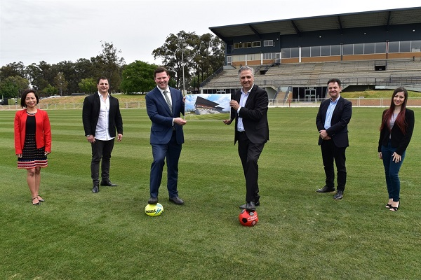 Ongoing improvements to facilities at Sydney's Fairfield Showground