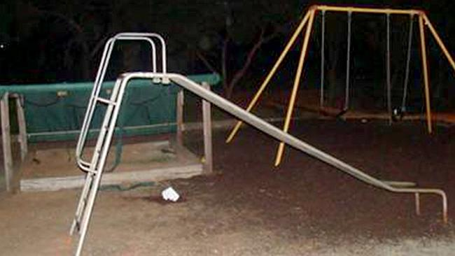 Child dies after South Australian playground slide fall