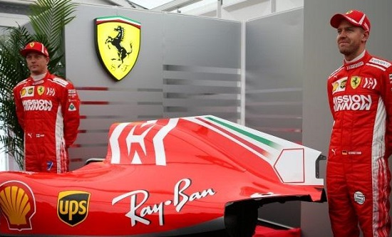 Federal authorities scrutinise Ferrari's tobacco linked branding ahead of Melbourne F1 race