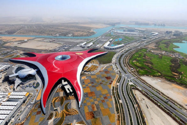 'Dry' attractions on Abu Dhabi's Yas Island set to reopen