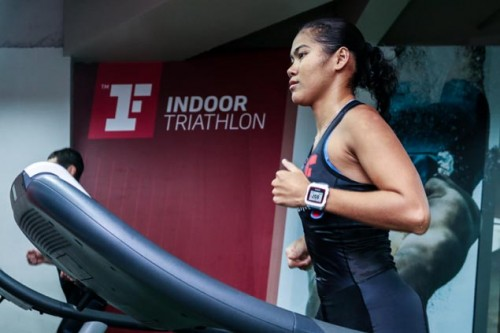 Fitness First launches indoor triathlon training ground in the Philippines