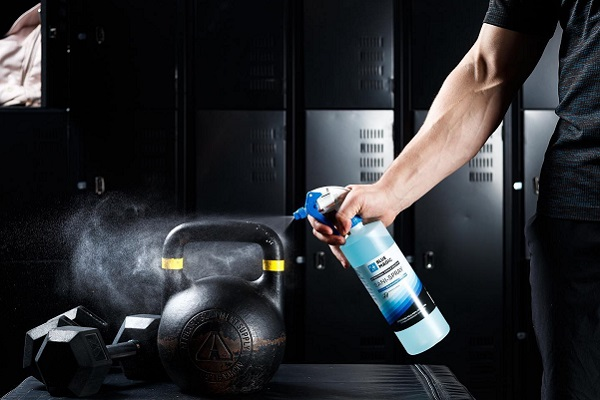 Blue Magic Supply launch new sanitising products for fitness and sport industry