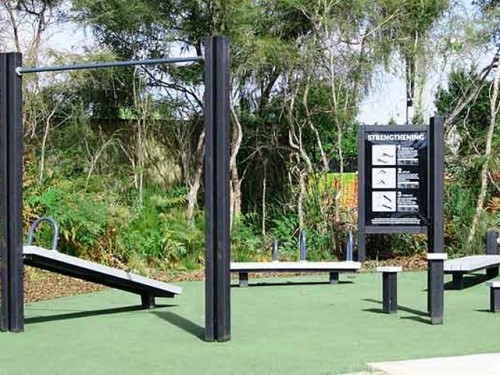 New Exersite aims to maximise outdoor fitness benefits