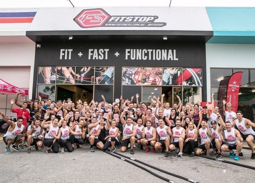 Fitstop gets backing from payment solutions provider