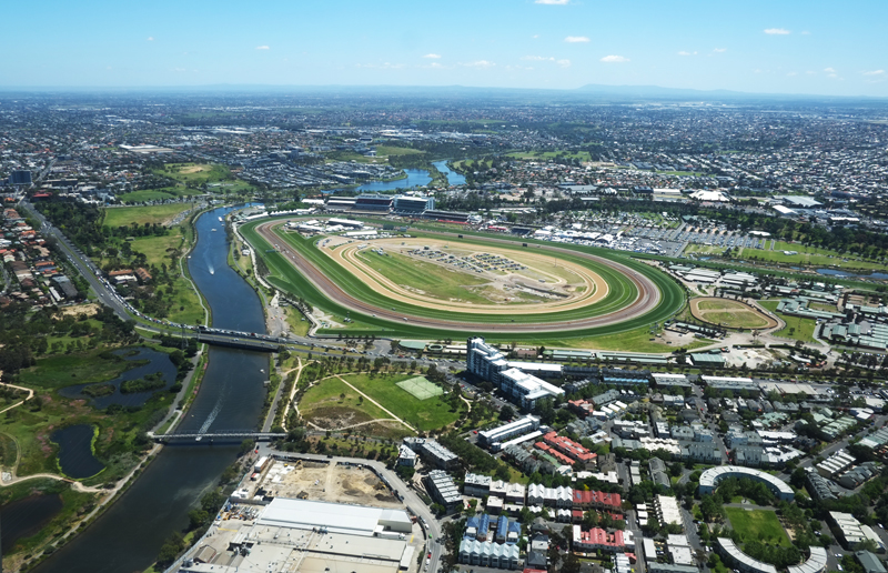 $1.56 million upgrade for Flemington Training Track