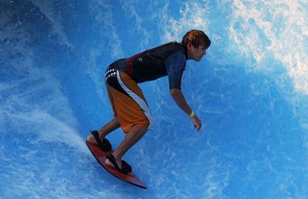 MSAC to get its FlowRider