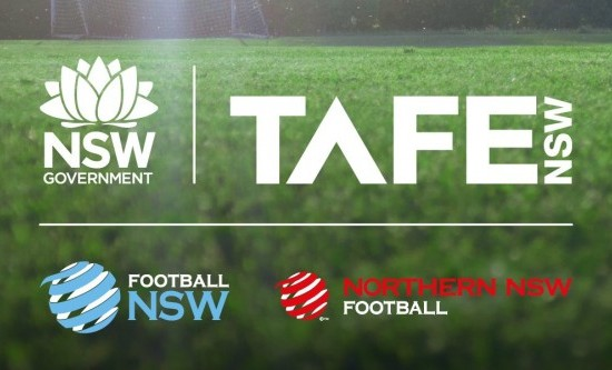 TAFE NSW announces partnership with NSW football bodies