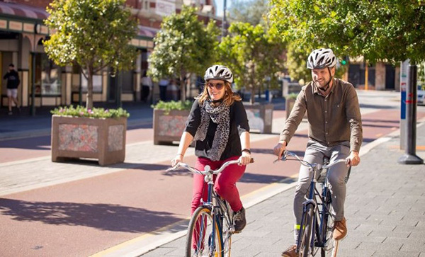 City of Fremantle celebrates WA Bike Month